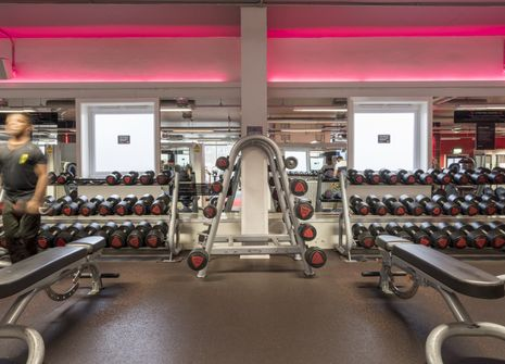 Image from Kiss Gyms Swindon