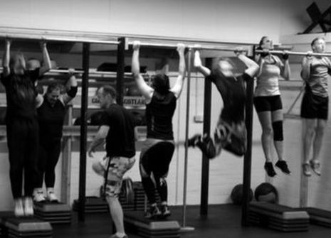 Cross Fit Scotland At Basix Gym picture