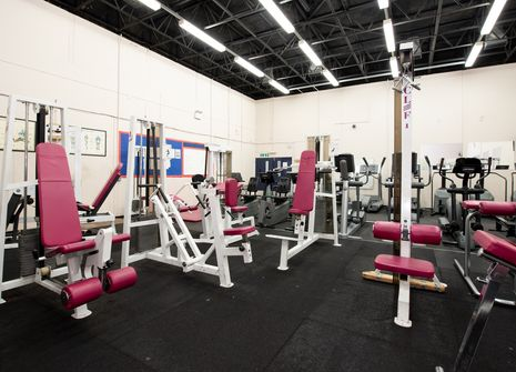 Image from Harlington Sports Centre
