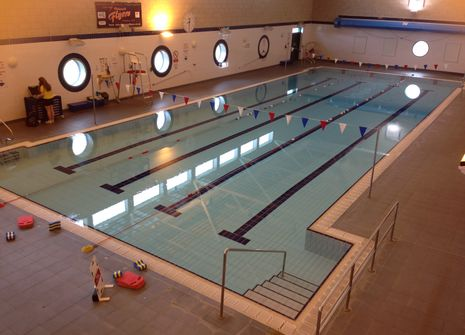 Fishguard Leisure Centre picture