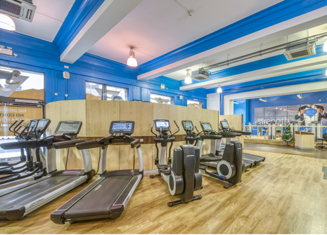YMCA Gym picture