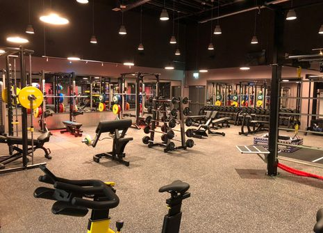 Rhyl Leisure Centre picture