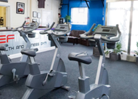 Definitions Health & Fitness Gym picture