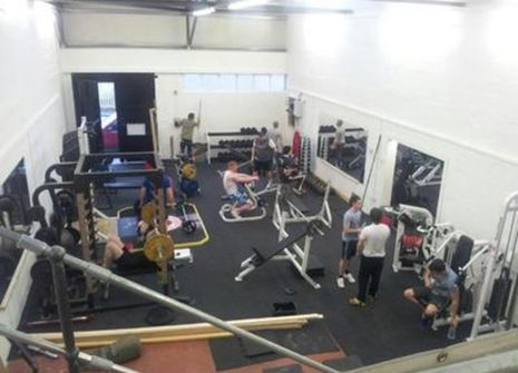 Image from City Gym Glasgow