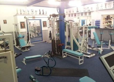 Bruces Gym picture