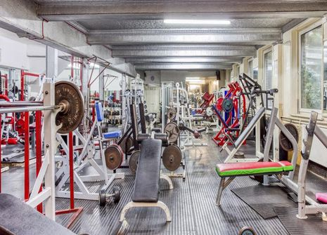 Image from Kings Gym