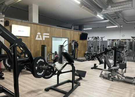 Image from Anytime Fitness Hounslow