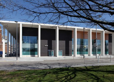Image from Abbey Leisure Centre