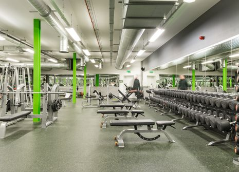 Energie Fitness Loughborough picture