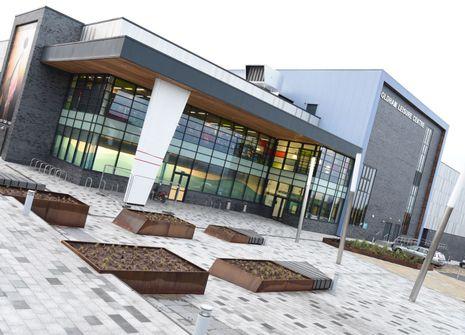 Oldham Leisure Centre picture
