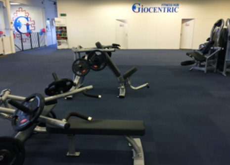 Giocentric Fitness Hub picture