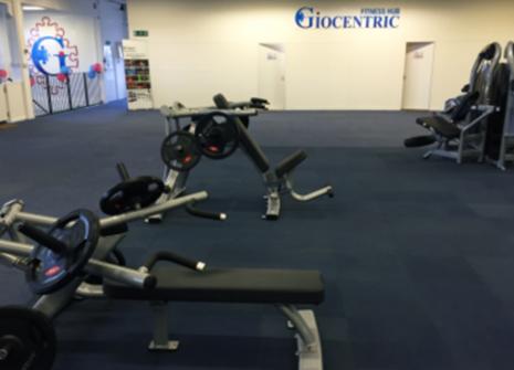 The gym telford