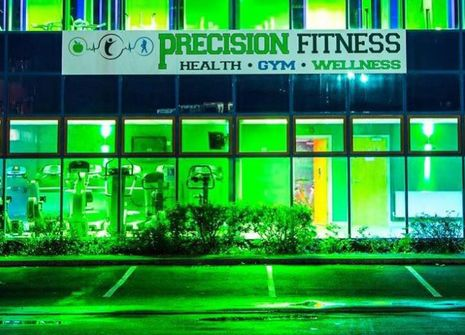 Image from Precision Fitness