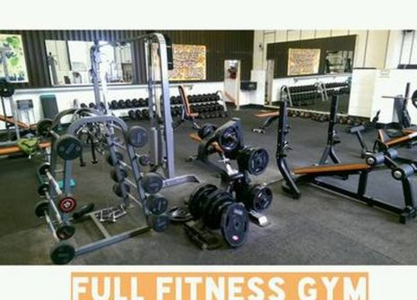 Image from Full Fitness Gym