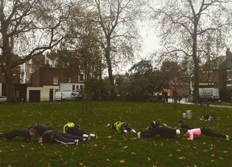 Image from Love Your Body Health Hub - Millfields Park