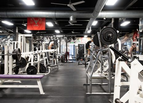 Image from Muscleworks Bethnal Green