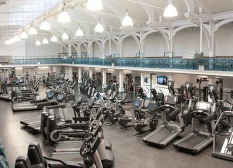 Image from Dulwich Leisure Centre
