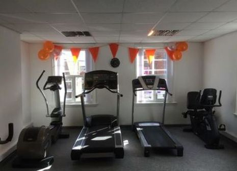 Image from Smooth Gym Cheadle