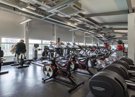 Image from Surrey Docks Watersports Centre