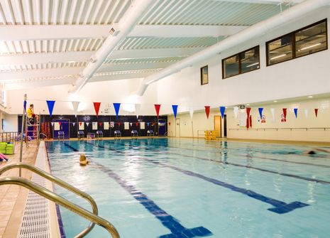 Image from Great Dunmow Leisure Centre