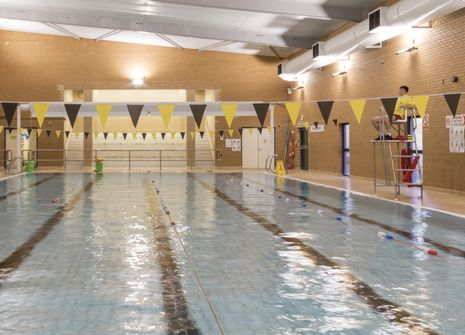 Image from Lord Butler Fitness & Leisure Centre