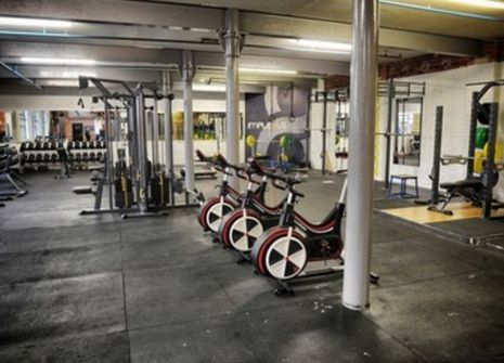 Image from Implexus Gym