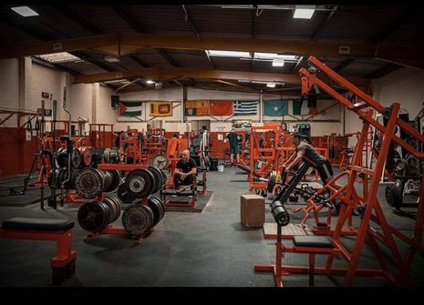 The Warehouse Gym picture