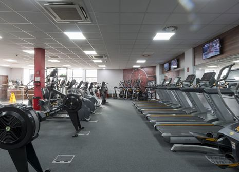 Image from Snap Fitness Llanelli