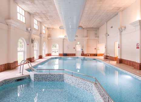 The Mercure Haydock Park Fitness and Leisure Centre picture