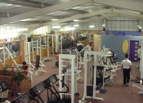 Image from Hamiltons Fitness Centre