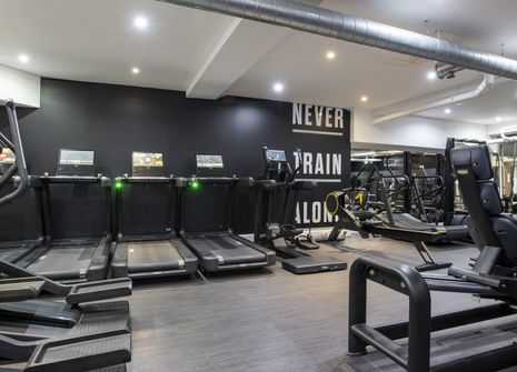 Image from The Fitness Space - Wapping