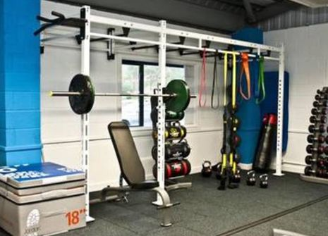 Image from Ace Fitness at Swansea Tennis Centre