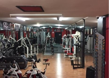 Ironworks gym picture