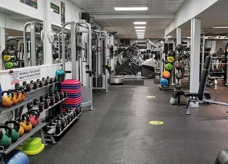 Daves Gym & Fitness Centre picture