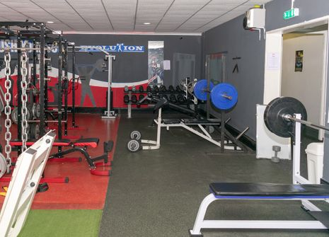 Evolution Fitness 24 Hr Gym Houghton picture