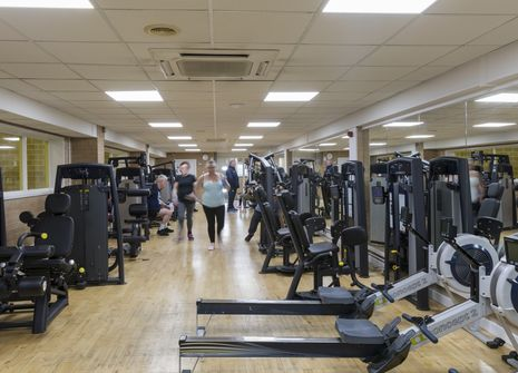 Cygnet Leisure Centre picture