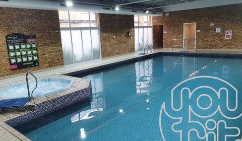 You Fit Club Swindon Flexible Gym Passes Sn3 Swindon