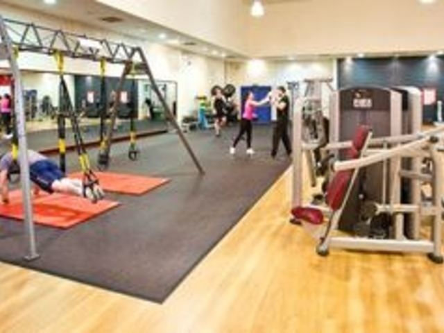 Virgin Active Club Sheffield Millhouses Sheffield S8 0lb Pa