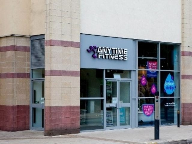 Anytime fitness hemel hempstead hp bt