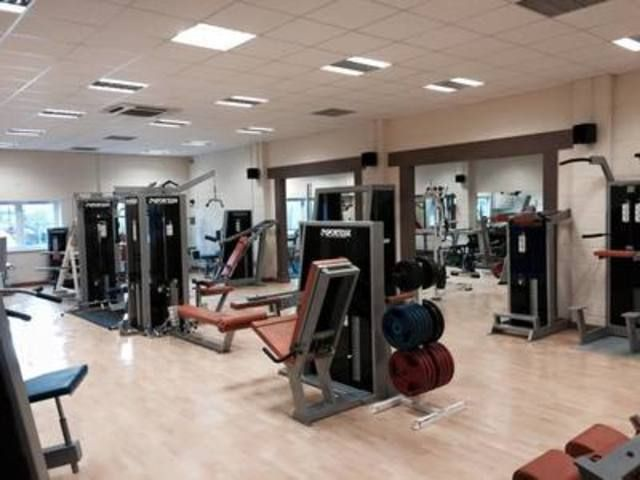 Swet FA Gym and Health Club