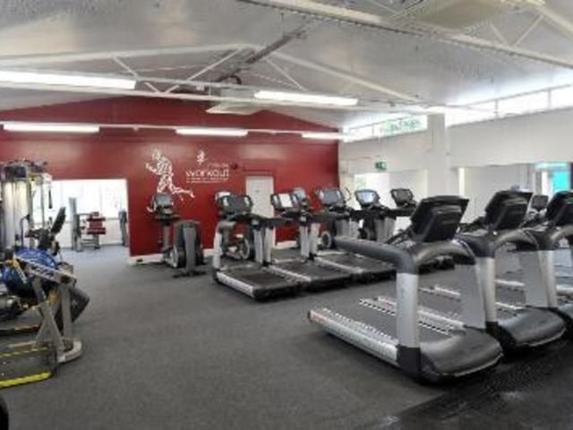 Image result for ryland centre gym