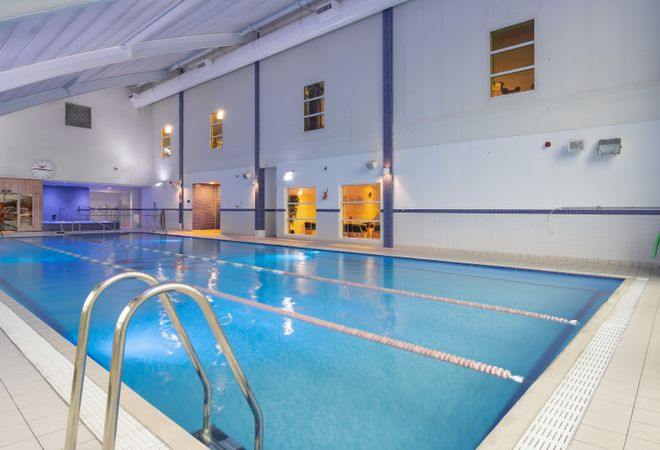 Bannatyne Health Club Stepps picture
