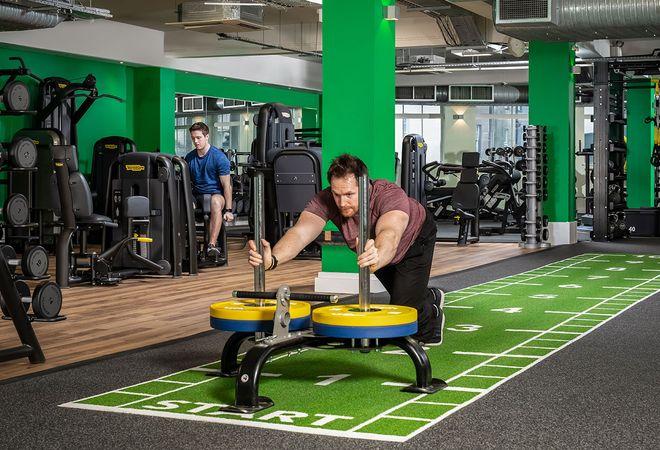 Nuffield Health Bristol Fitness & Wellbeing Gym