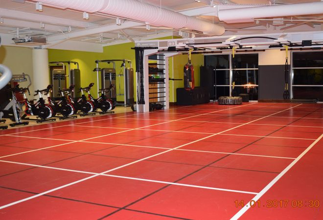 Nuffield Health Bristol North Fitness & Wellbeing Gym picture