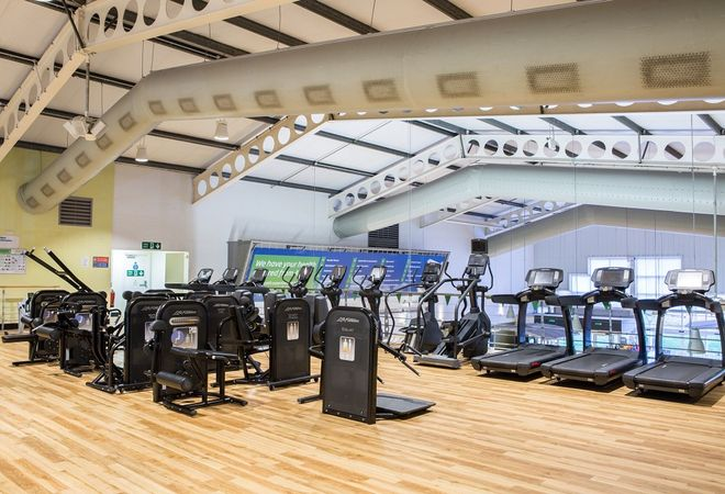 Nuffield Health Crawley Fitness & Wellbeing Gym picture