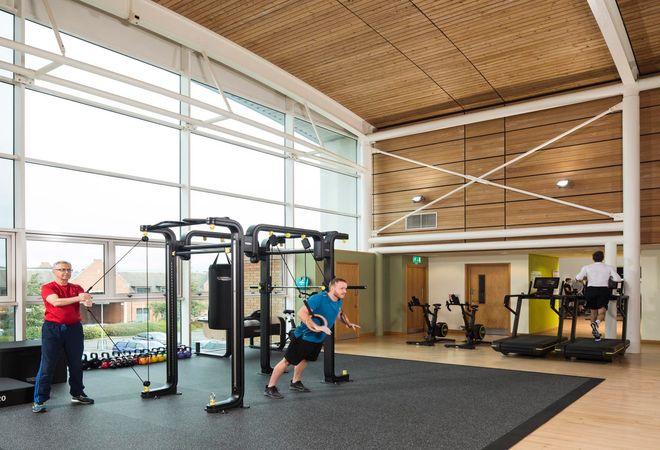 Nuffield Health Edinburgh Fitness & Wellbeing Gym picture