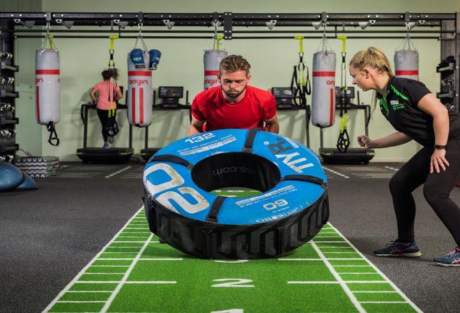 Nuffield Health Edinburgh Omni Fitness & Wellbeing Gym picture