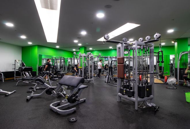 Nuffield Health Manchester Printworks Fitness & Wellbeing Gym picture