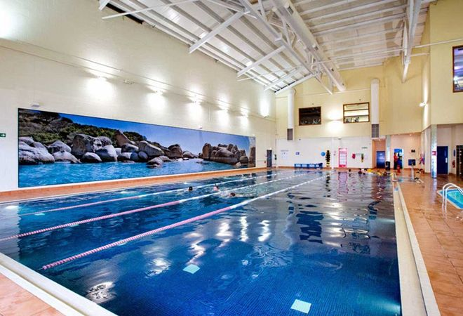 Nuffield Health Rugby Fitness & Wellbeing Gym