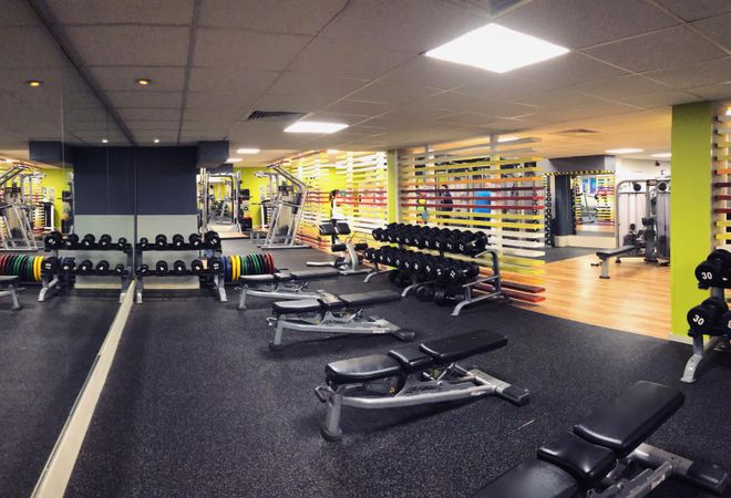 Nuffield Health Wakefield Fitness & Wellbeing Gym picture